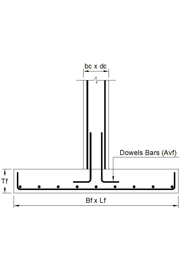 Transfer of Horizontal Force at Base of Column